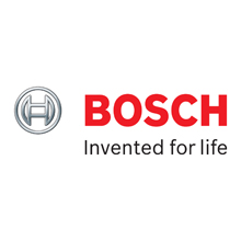 Bosch Access Easy Controller's LCD touch screen is continuously logged into the access control system