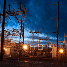 The SightLogix system has successfully detected several unauthorized substation security intrusions, allowing the utility to prevent security violations