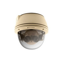 Virtua also uses 2 and 3 megapixel Mega- Dome® IP cameras from Arecont Vision