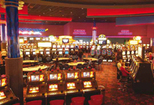 Axis CCTV cameras play security guards at the Choctaw Nation casinos