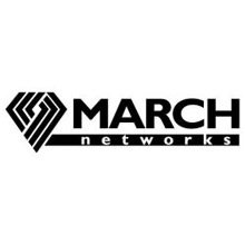 March Networks logo, the company's IP video surveillance have been selected by a global retailer in $2.4 million deal