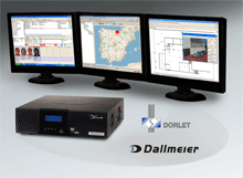 Dallmeier's H.264 digital video recorders can now be coupled with management software from Dorlet