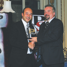 Bosch's IP cameras are the winner at PSI Premier Awards