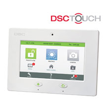 The PowerSeries Neo and DSC Touch will handle even the most demanding needs of Monitronics' customers