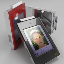 DH-2, biometrics solution for passenger verification, launched at IFSEC 2010