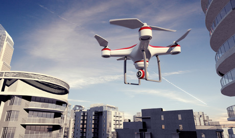 Biometrics are improving and developing tools like air sniffers for drones