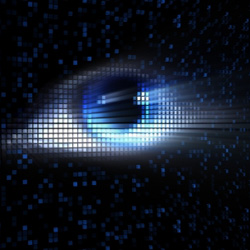 Iris scans have several advantages for security applications