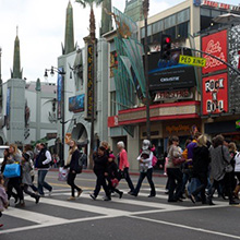 The program proved successful as private property developers began to return to Hollywood Boulevard