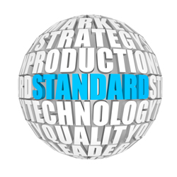 Standards are good for customers, and when customers benefit, an entire industry benefits