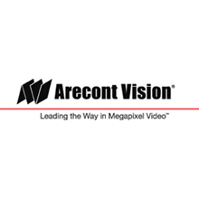 Arecont Vision logo, the company specialise in megapixel CCTV cameras