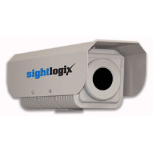 SightLogix Thermal24 camera, the camera provides clear surveillance both day and night