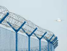 Perimeter protection for airport security