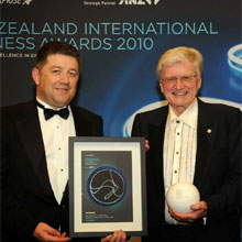 Gallagher Security Management Systems celebrates success at 2010 International Business Awards