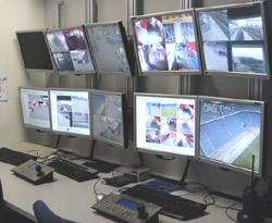 Swiss stadiums used Geutebruck CCTV for UEFA EURO 2008