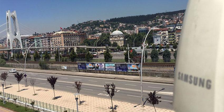 Hanwha Techwin Wisenet cameras secure Kocaeli Metropolitan buildings, Turkey