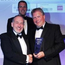 iOmniscient won the 2011 IFSEC Award for the Best CCTV Product of the Year. The product was awarded for iOmniscient's Face Recognition in a Crowd Technology.