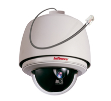 Infinova and Milestone integrate their IP/megapixel cameras and software
