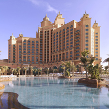 SiPass access control systems help ensure the highest security standards at Atlantis, The Palm