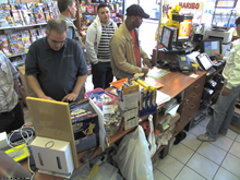 Shops in Rotterdam use IQeye Smart Megapixel Surveillance technology from IQinVision