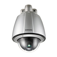 Samsung IP network and analog cameras are resistant to the corrosive effects of seawater