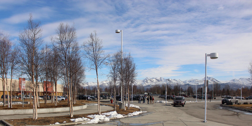 Anchorage School District, Alaska, USA