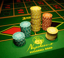 Visimetrics have provided their flagship FASTAR CCTV recording solution to A&S Leisure's Napoleons chain of casinos.