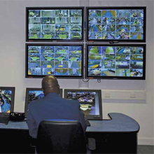 Modern surveillance solutions from Panasonic help to protect old documents at the National Archives