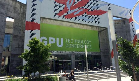 NVIDIA GPU Conference in San Jose