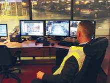 Siqura surveillance system works in accord with the City of Rotterdam to secure its parking garages