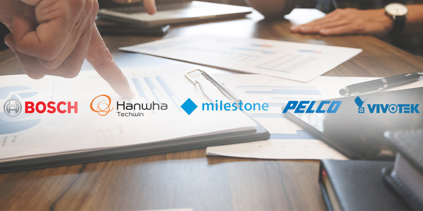 Anyone can join the alliance and Bosch Building Technologies, Hanwha Techwin, Milestone Systems, Pelco and VIVOTEK are members.
