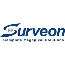 Network video recording is handled by Surveon's NVR2000 enterprise NVR, which offers up to 48 channels of megapixel recording