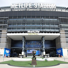 The new video surveillance system installed at MetLife Stadium was designed by Corporate Security Services, Inc.