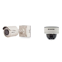 Megaiew 2 and MegaDome 2 cameras feature, privacy masking, extended motion detection with 1,024 distinction detection zones
