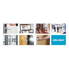 ASSA ABLOY Access Control Solutions will feature wireless lock range for security doors, using Aperio technology, plus the latest developments in Seos mobile access ecosystem