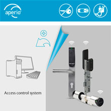 ASSA ABLOY's wide range of integration options for Aperio® ensures that customers have a choice in selecting the best solution