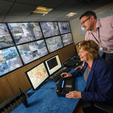 SilverNet's SilverView network monitoring software works alongside a Synectics Synergy command & control solution and bespoke VNSoft remote monitoring software