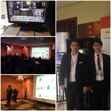 The AxxonSoft seminar drew approximately 100 companies, among them Moroccan systems integrators and the largest distributors of security systems in North Africa