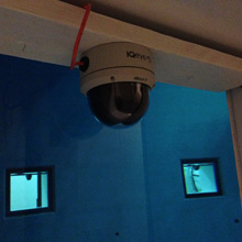 IQinVision megapixel cameras provide surveillance of the experiments conducted in new Ocean Technology Development Tank