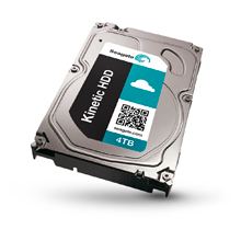 Based on the Seagate Kinetic Open Storage platform, Kinetic HDD dramatically reduces total cost of ownership