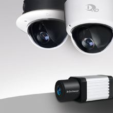 Dallmeier's new 5000 series cameras are most remarkable for their high resolution, frame rate and light sensitivity