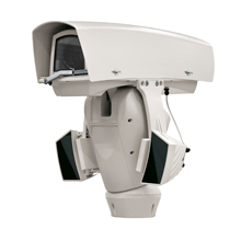 Videotec's ULISSE MAXI is ideal solution for demanding day/night security applications, such as coastal and port monitoring, military installations, borders and perimeter surveillance