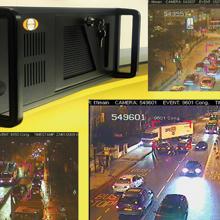 Ipsotek IRID system works by monitoring each camera feed, ignoring 'background' image details