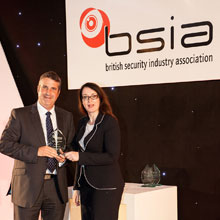 This year's awards were presented in a glittering awards ceremony at the BSIA's Annual Luncheon