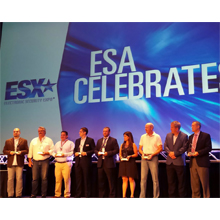 ESA established the Executive Strategic Partnership (ESP) programme in 2008 to provide funding and support for ESA programmes that promote and augment the security industry