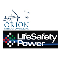 Leading manufacturer of entrance controls adds LifeSafety Power's intelligent power device