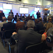 BSIA representatives are ready to impart advice on a number of industry issues from city security to access control as part of the show's busy educational programme