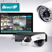 IDIS DirectCX™ offering is ideal for customers and installers seeking analogue CCTV and looking to leverage existing coaxial cabling and power lines