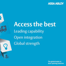 ASSA ABLOY is taking a new approach to IFSEC this year