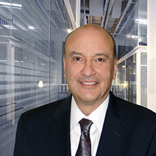 Mr. DeFina previously spent 26 years at Panasonic, rising through the ranks to become president and COO at Panasonic Systems Solutions Company