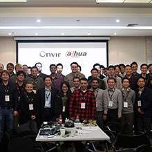 The 13th ONVIF Developer's Plug-fest was held from November 11th to 13th